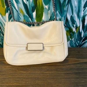 Marc by Marc Jacobs white cross body